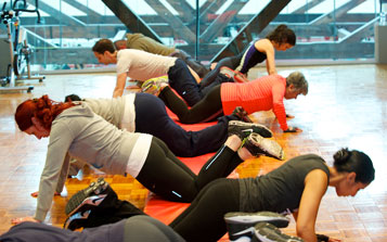 Elements of Fitness training