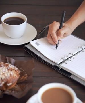 Keep Your Food Journal