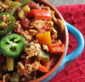 Winter Turkey Chili