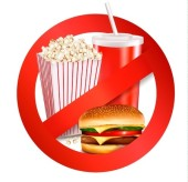 No Eating Out (Fast Food)